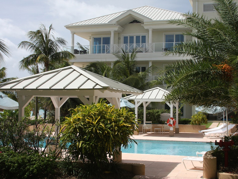 A Luxurious Oasis at the Caribbean Club West Bay  Cayman Islands