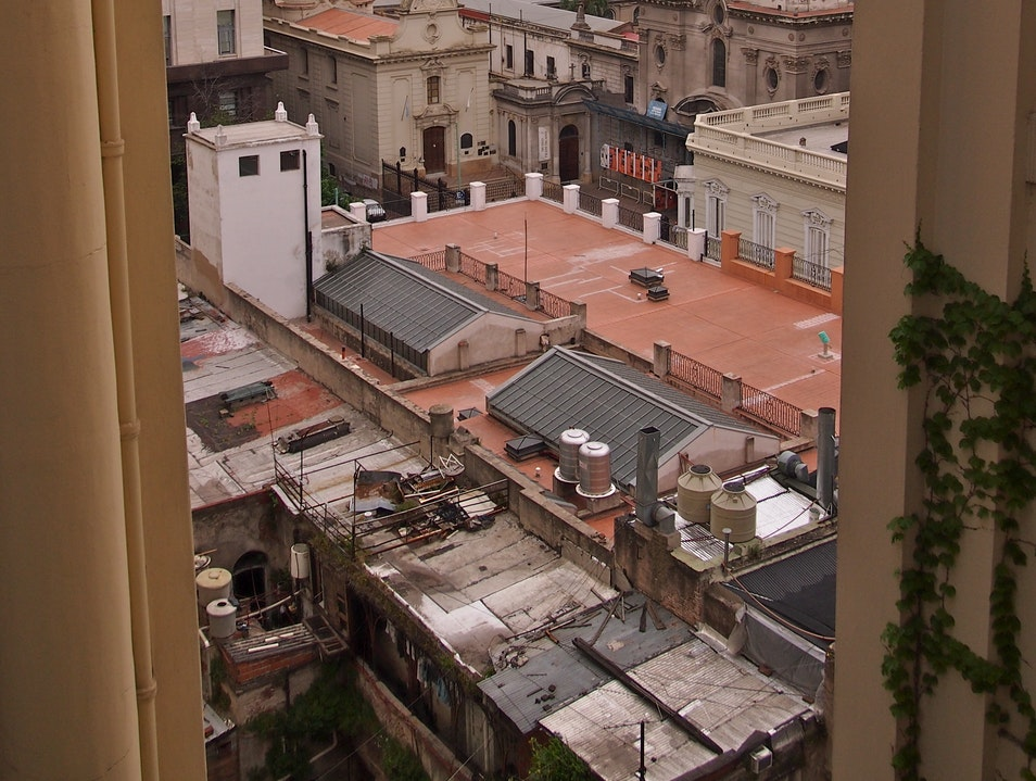 My Room with a View Buenos Aires  Argentina