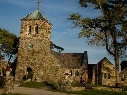 St. Ann's Episcopal Church Kennebunkport Maine United States