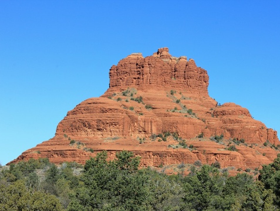 Bell Rock Sedona Arizona United States