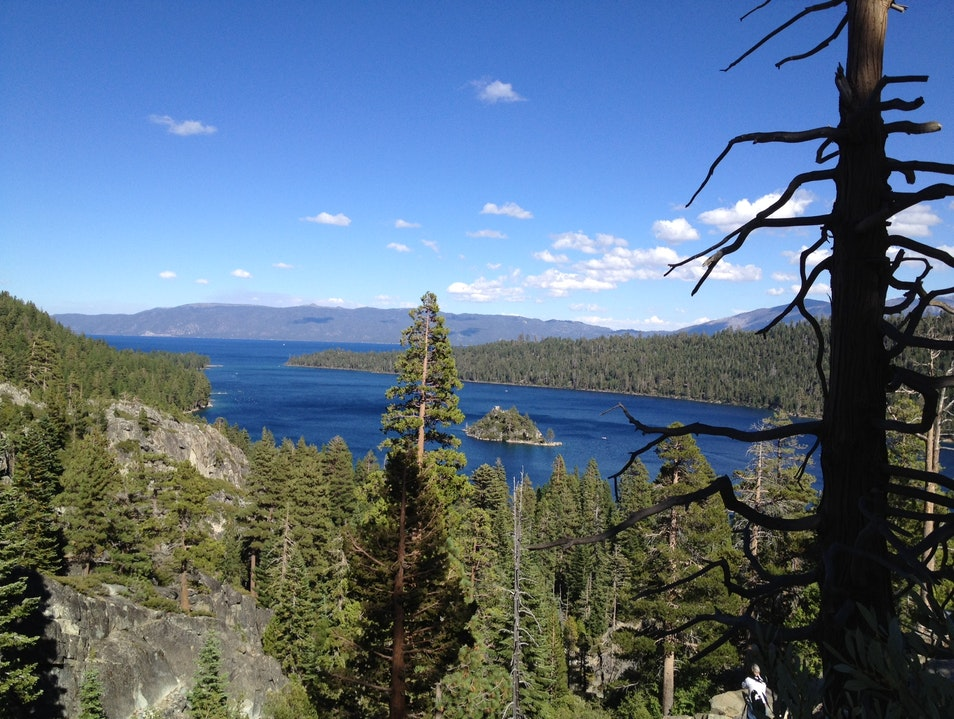39 Trillion Gallons Lake Tahoe California United States