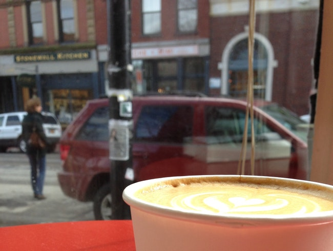 Best Latte in New England
