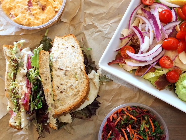 Recharge and Relax Over Lunch At Mendocino Farms