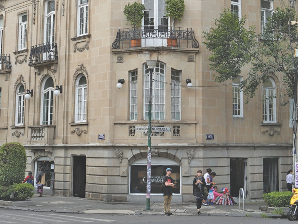 Shopping and Strolling Colonia Roma