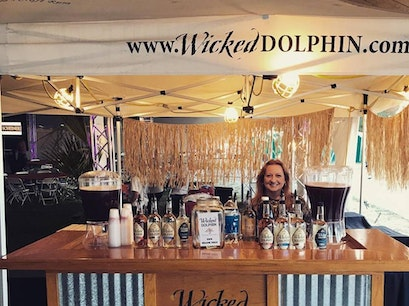 Wicked Dolphin Rum Distillery Cape Coral Florida United States