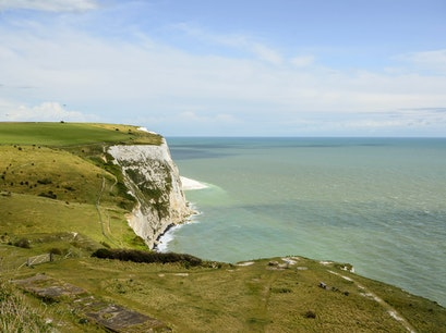 White Cliffs of Dover Saint Margaret's at Cliffe  United Kingdom