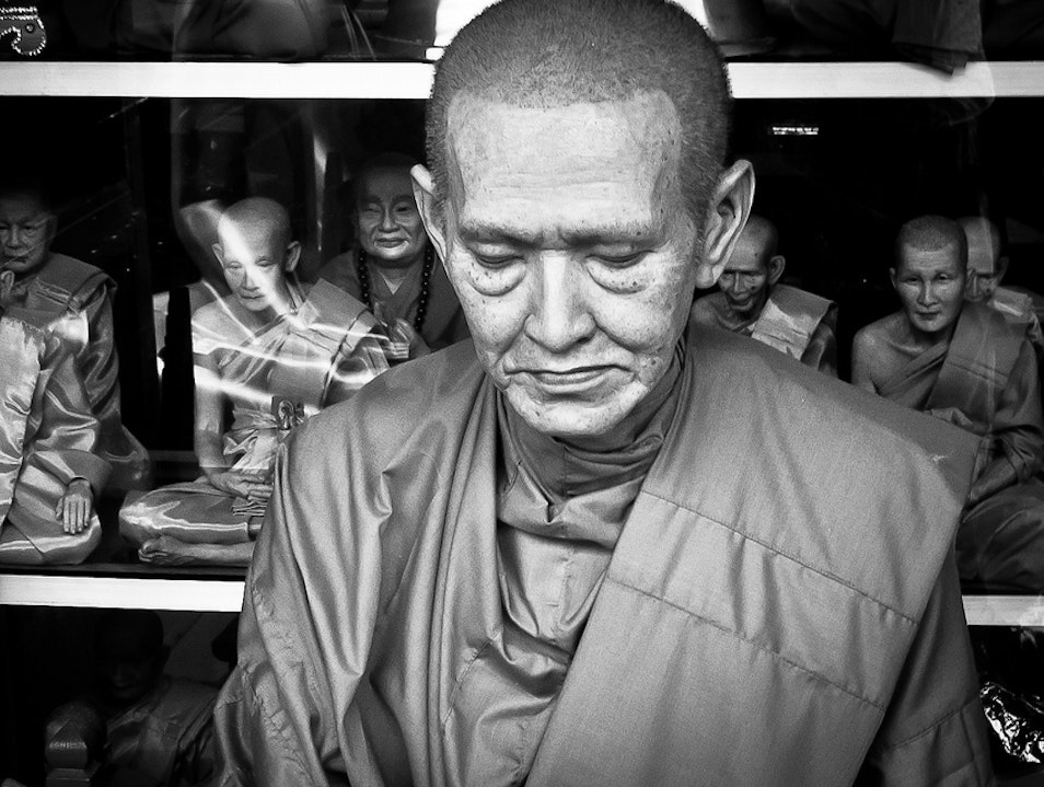Learn How to Meditate at a Temple Bangkok  Thailand