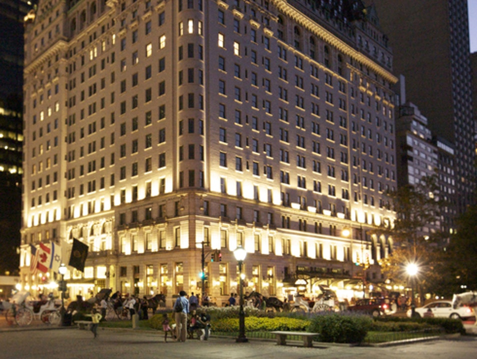 And The Winner Is . . The Plaza Hotel NYC!