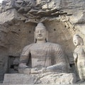 Yungang Grottoes Datong  China