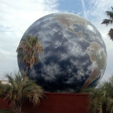 Savannah Gas Company Globe