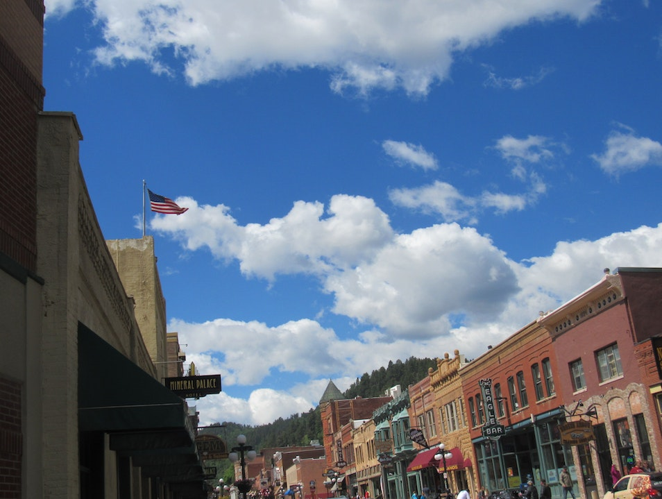 Deadwood, South Dakota: A Step Back in Time Deadwood South Dakota United States