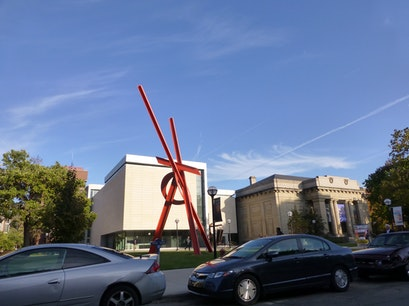 Museum of Art - UMMA Ann Arbor Michigan United States