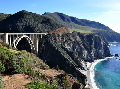 Bixby Creek Bridge Monterey California United States