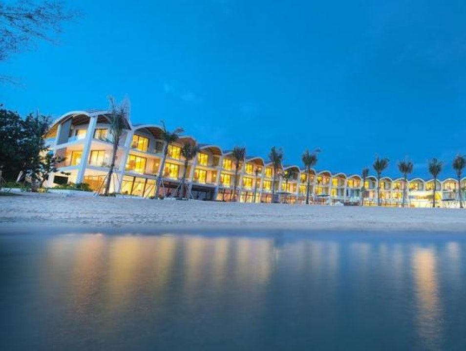 The shells resort in Phu Quoc