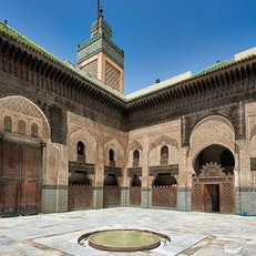 Madrassas of Fes