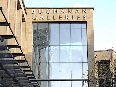 Buchanan Galleries Glasgow  United Kingdom