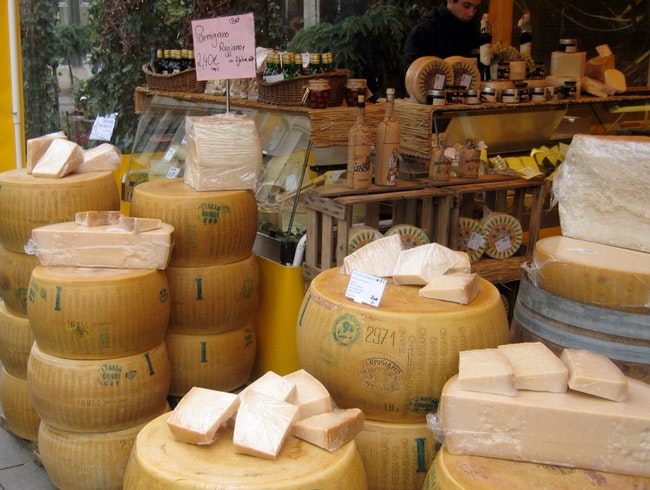 Cheese Lovers' Paradise