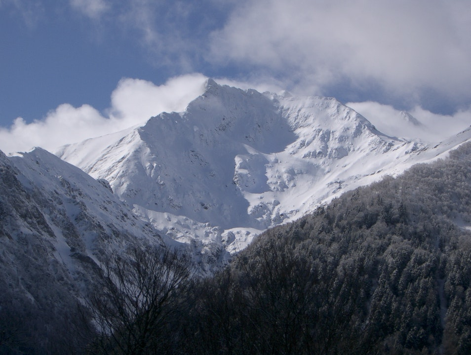 The Pyrenees at their best