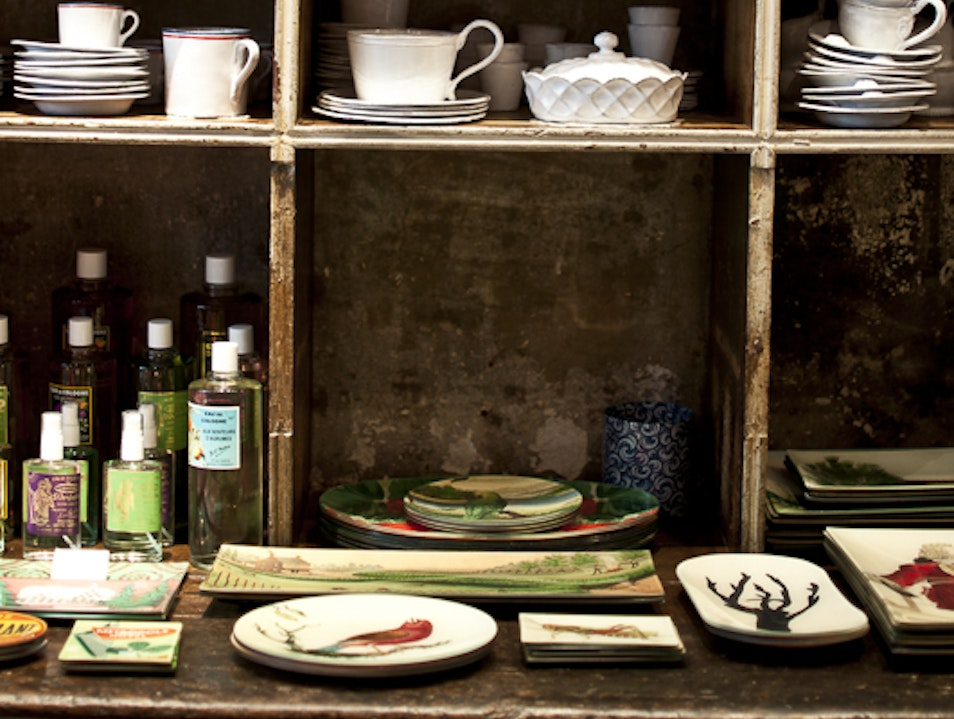 The Spot for Porcelain Dish Lovers