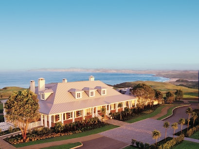 The Lodge at Kauri Cliffs Matauri Bay  New Zealand
