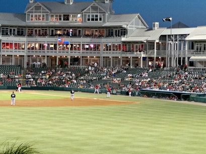Dr Pepper Ballpark Frisco Texas United States