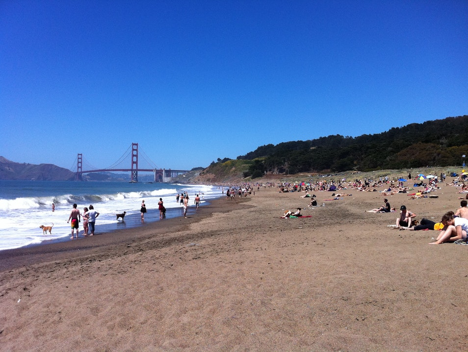 Top 5 Beaches in San Francisco