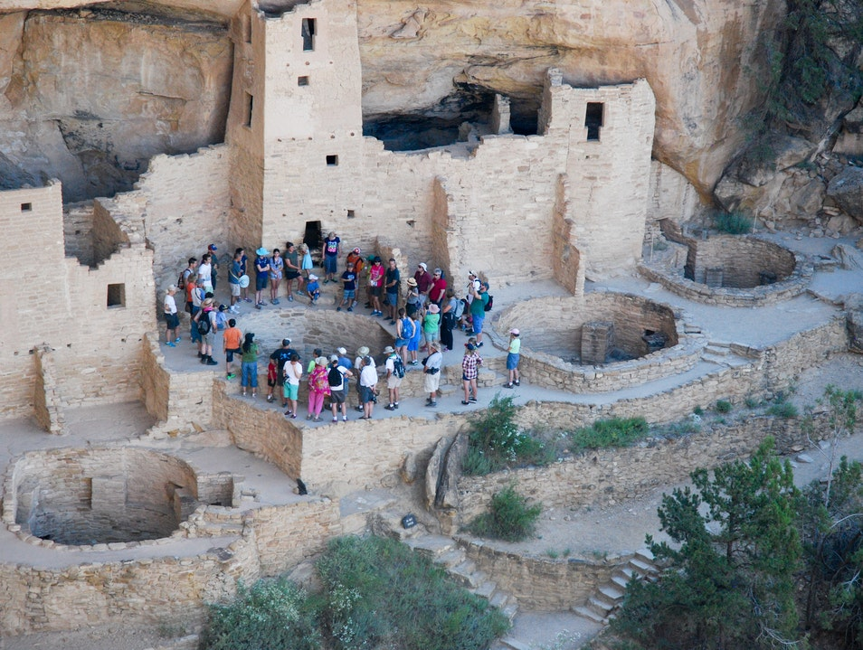 Staying inside the park: Lodging options for Mesa Verde National Park Mancos Colorado United States