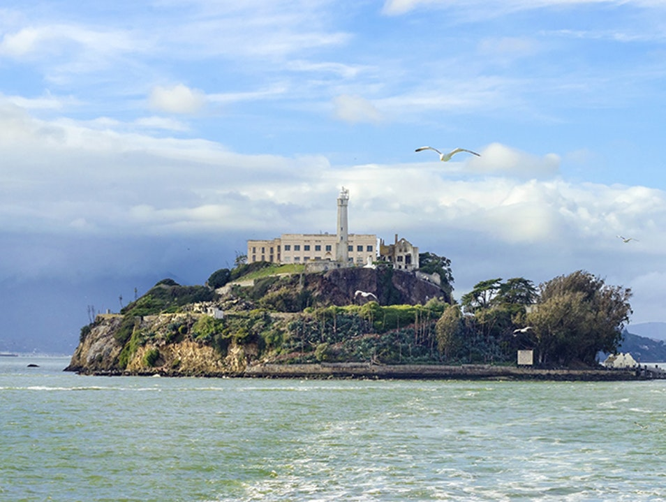 Alcatraz San Francisco California United States