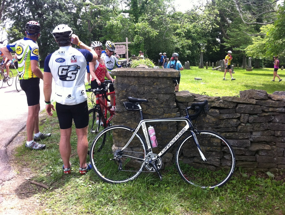 The Best of the Bluegrass from a Bicycle Georgetown Kentucky United States