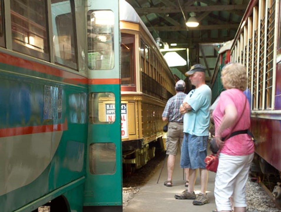 Trolley Rides  Kennebunkport Maine United States
