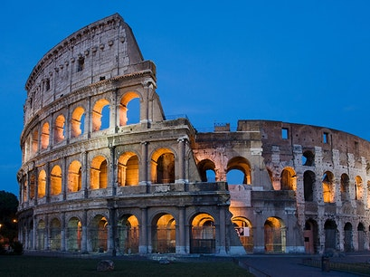Colosseo Rome  Italy