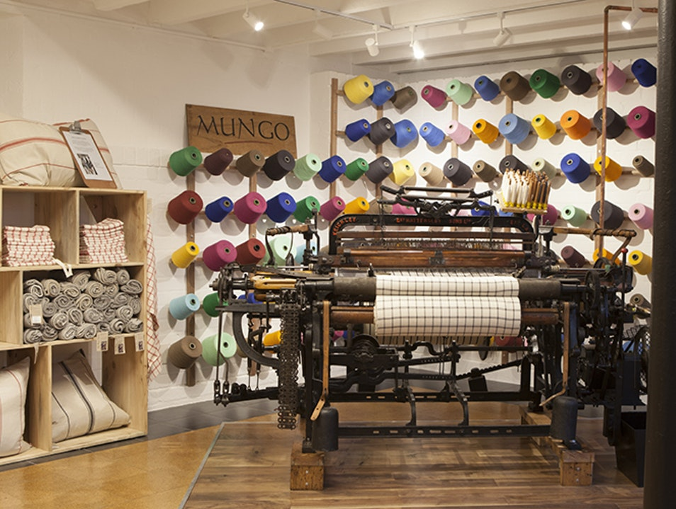 Mungo Textiles Cape Town  South Africa