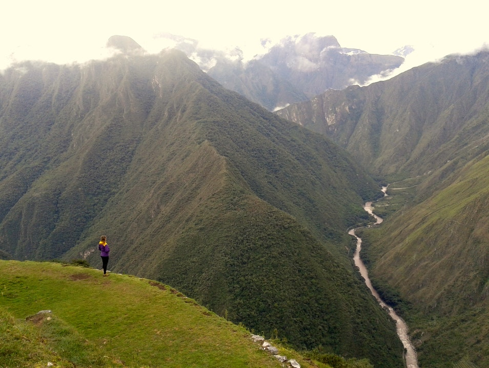 The Inca Trail Urubamba  Peru
