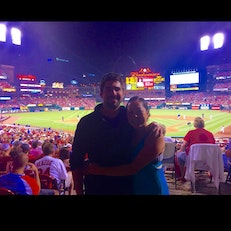 Busch Stadium Section 432, Row 9 Seat 14