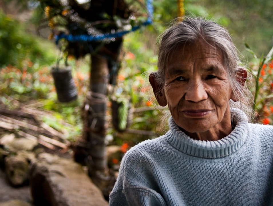 Meet Rita, One of the Last Traditional Ifugao Weavers Banaue  Philippines