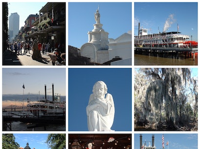 New Orleans, LA New Orleans Louisiana United States