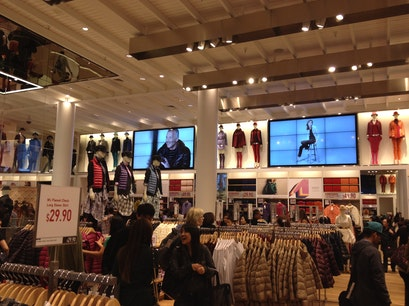 Uniqlo San Francisco California United States