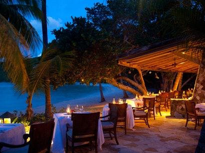 The Sugar Mill Restaurant Leonards  British Virgin Islands