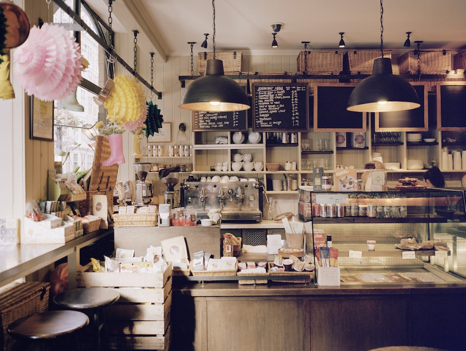 Watch for Celebs at Mount Street Deli, Mayfair