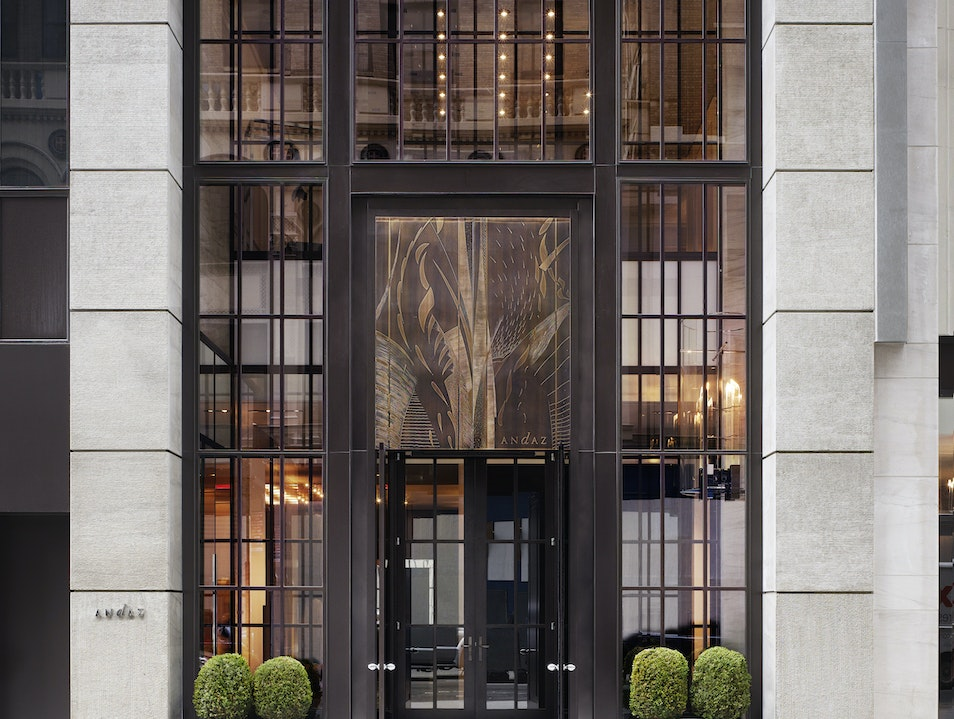 The Andaz 5th Avenue