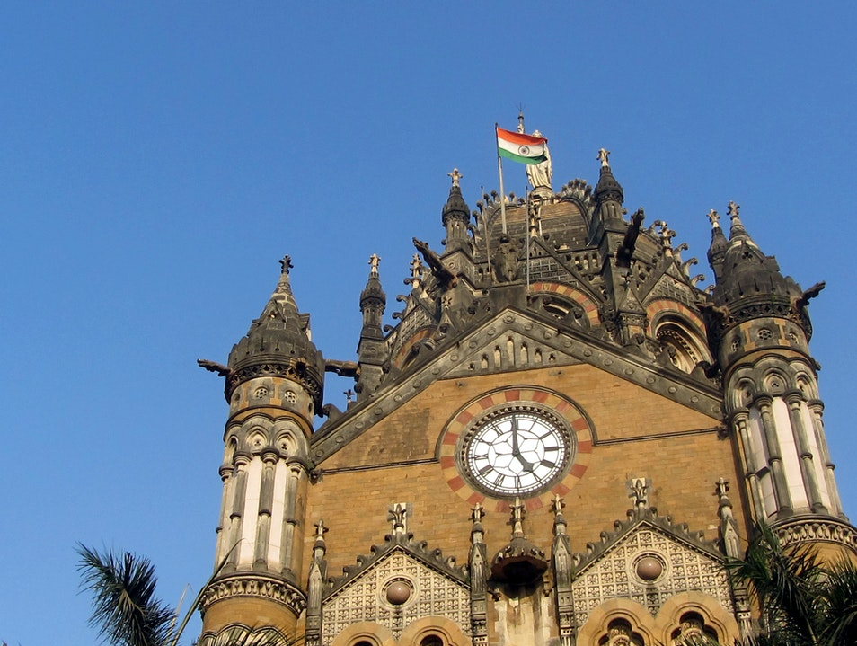 Visit the CST Railway Museum & Building   Mumbai  India