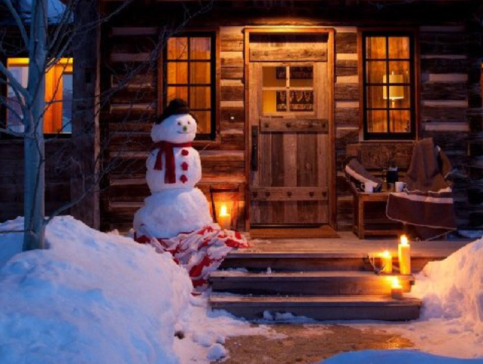 Welcome to Shooting Star Cabin4  Jackson Wyoming United States