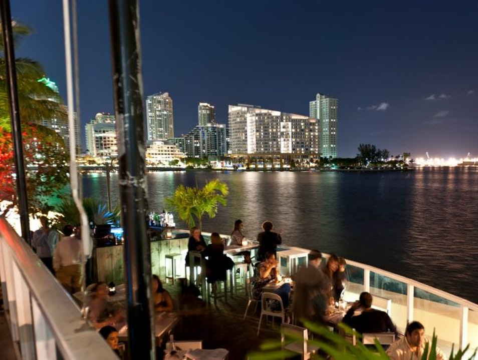 A Dinner View You'll Love Miami Florida United States
