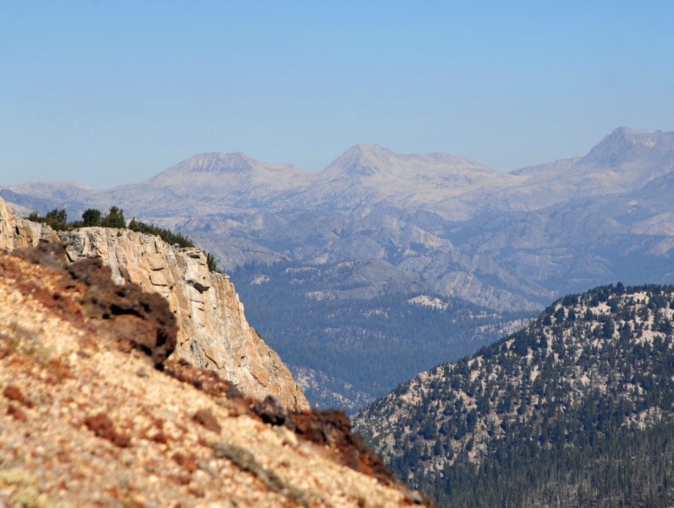 Crystal Lake and Mammoth Crest Hike
