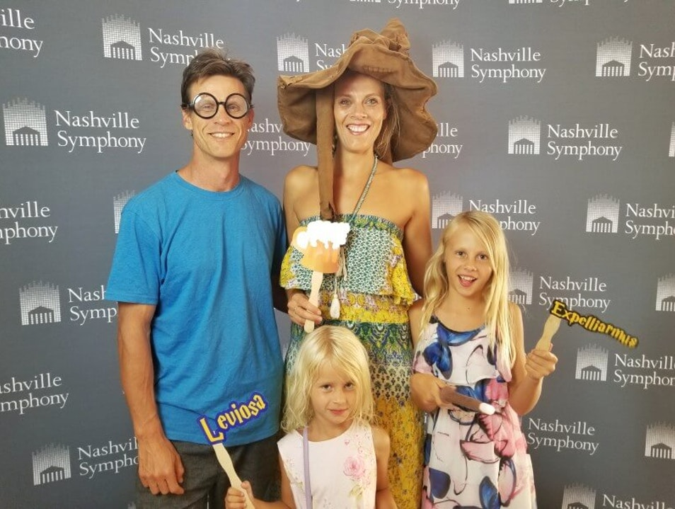 Look out for special themed events at the Symphony Nashville Tennessee United States