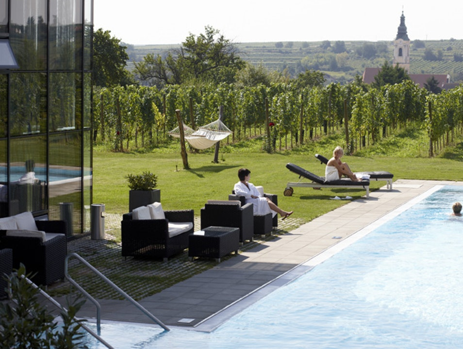 LOISIUM Wine and Spa Resort Langenlois  Austria
