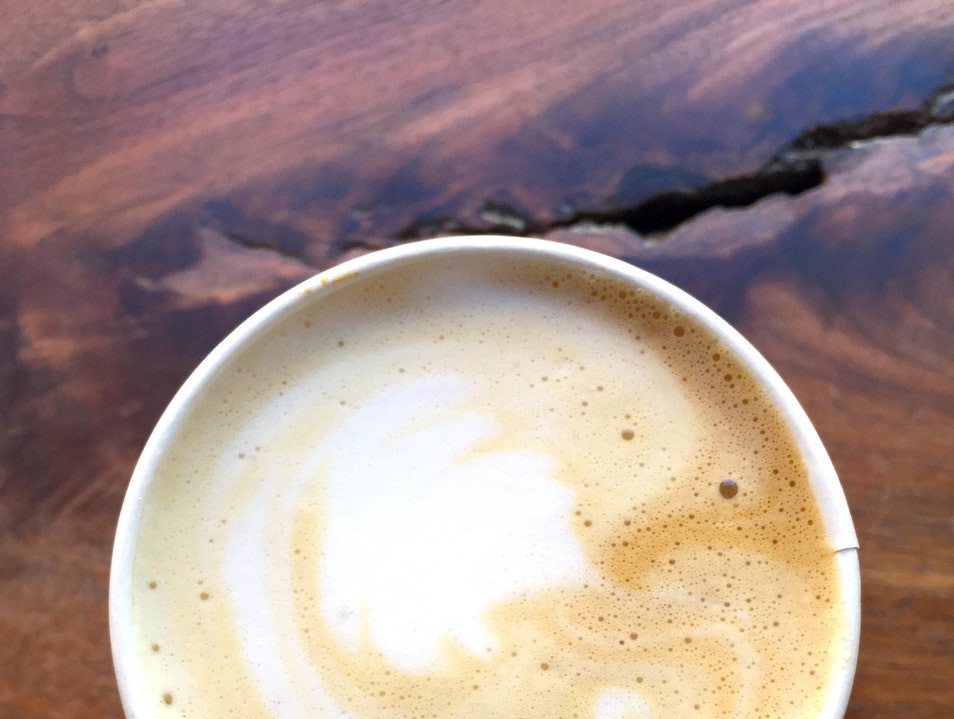 Best Cup Espresso in the East Village