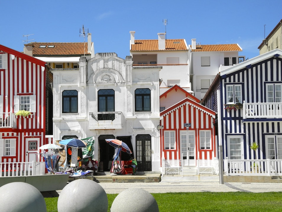 Candy Striped Delights   Portugal