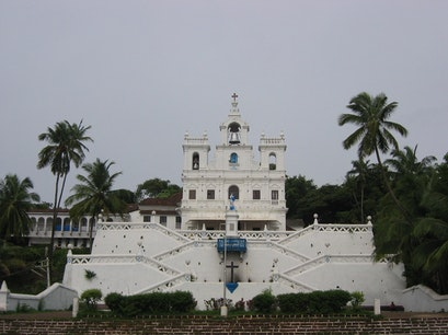 Church of Our Lady Panaji  India