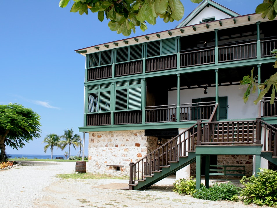 Learn About History at Pedro St. James